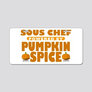 Sous Chef Powered by Pumpkin Spice Aluminum Licens