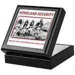Homeland Security Native Pers Keepsake Box