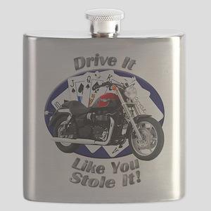 Triumph Speedmaster Flask