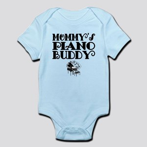Mommys Piano Buddy Body Suit