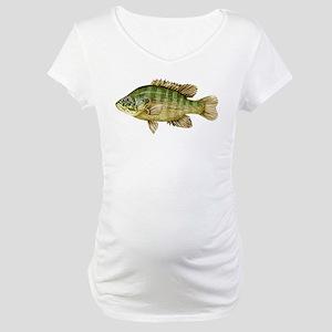 Fish Maternity T-Shirt