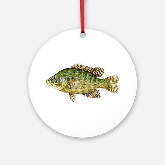 Fish Ornament (Round)