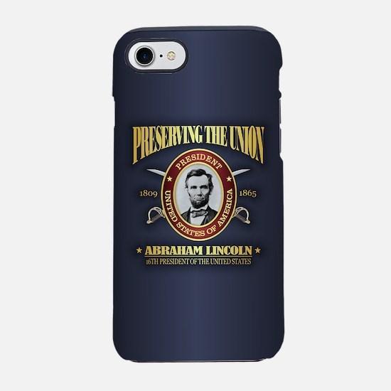 Lincoln (PTU) iPhone 8/7 Tough Case