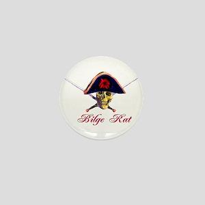 Bilge Rat Mini Button