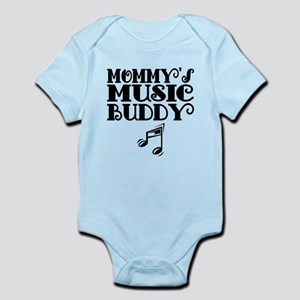Mommys Music Buddy Body Suit