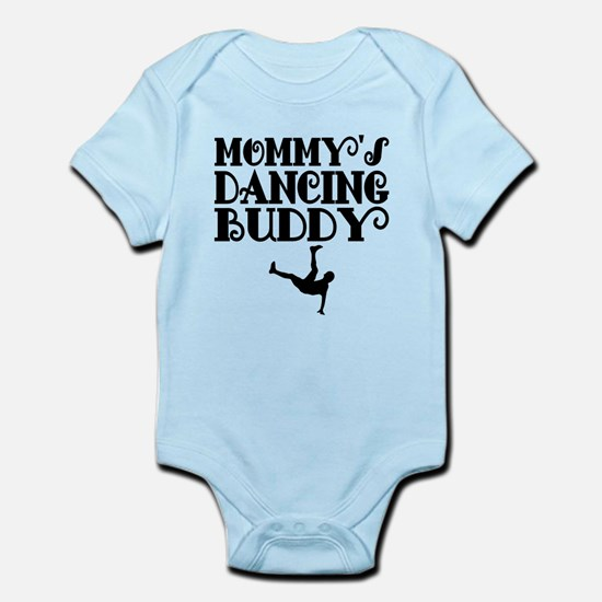 Mommys Dancing Buddy Body Suit