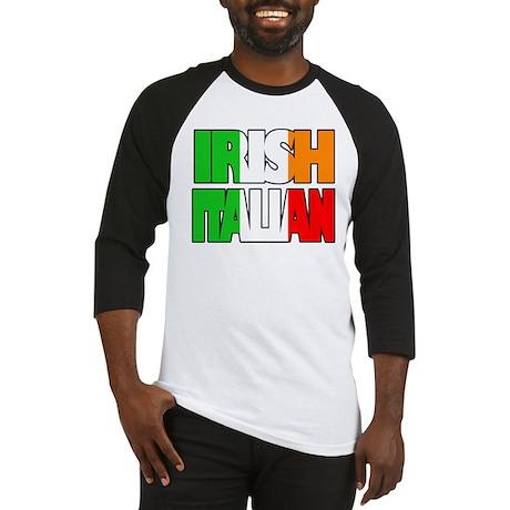 Irish Italian Baseball Jersey