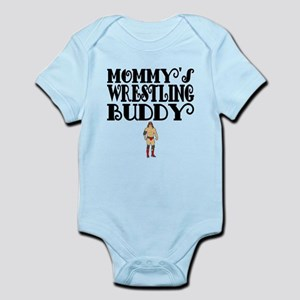 Mommys Wrestling Buddy Body Suit