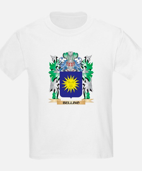 Bellino Coat of Arms - Family Crest T-Shirt