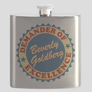 Demander Of Excellence Goldbergs Flask