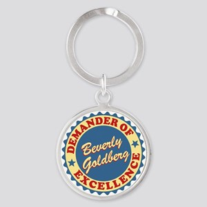 Demander Of Excellence Goldbergs Keychains