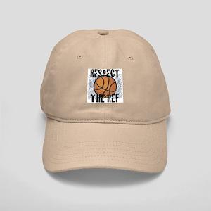 Respect the Basketball Ref Khaki Cap