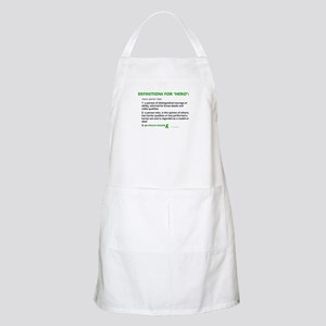 HERO Definitions (Organ Donor) BBQ Apron