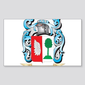 Cisco Coat of Arms - Family Crest Sticker
