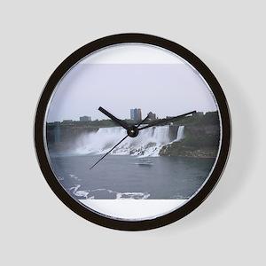 Niagara Falls - Wall Clock