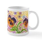 Pansy Collaboration Mugs
