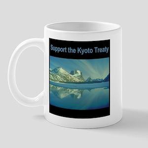 Kyoto Treaty Landscape Mug