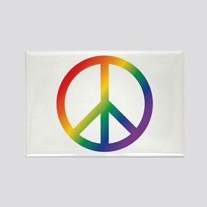 LGBT Peace Magnets