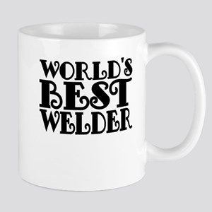 Worlds Best Welder Mugs