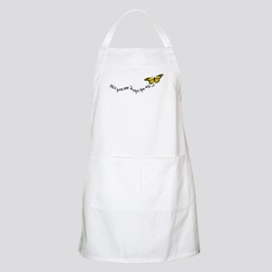 Wiccan rede large Light Apron