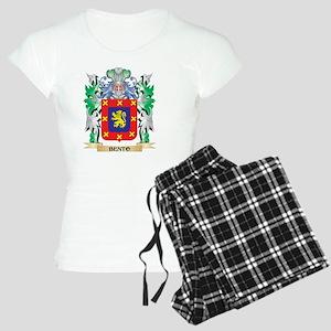 Bento Coat of Arms - Family Women's Light Pajamas