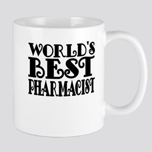 Worlds Best Pharmacist Mugs