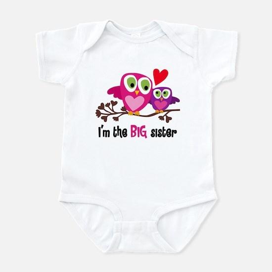 Big Sister Owl Body Suit