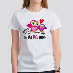 Big Sister Owl T-Shirt