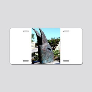Bunny art 1. Aluminum License Plate
