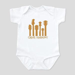 CREATE HARMONY Infant Bodysuit