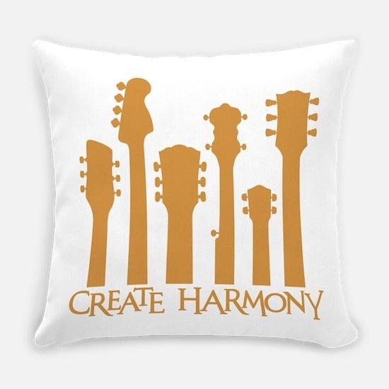 CREATE HARMONY Everyday Pillow