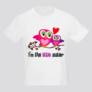 Little Sister Owl T-Shirt