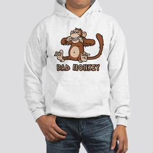 Bad Monkey Hooded Sweatshirt