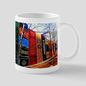 Block of Books! Mugs