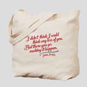 Think Any Less Of You Nashville Tote Bag