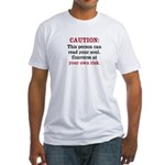Converse at your own risk T-Shirt
