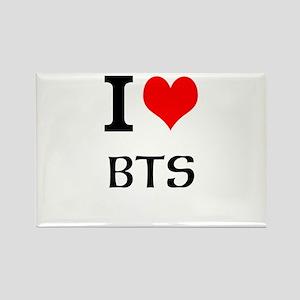 I love BTS Magnets