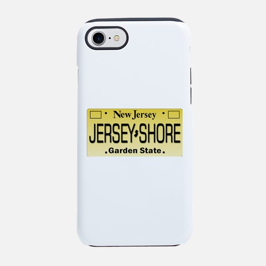 Jersey Shore Tag Giftware iPhone 8/7 Tough Case