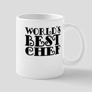 Worlds Best Chef Mugs