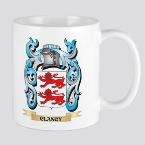 Clancy Coat of Arms - Family Crest Mugs