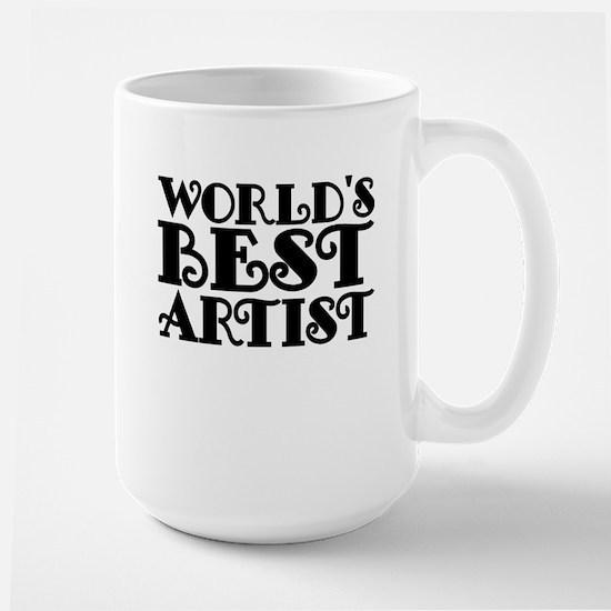 Worlds Best Artist Mugs