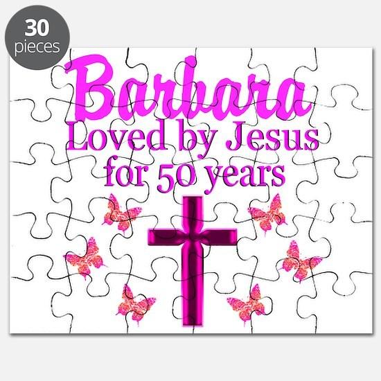 50 YR OLD PRAYER Puzzle