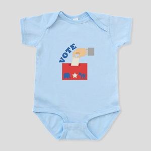 Vote Body Suit