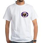 Kansas Free Mason White T-Shirt