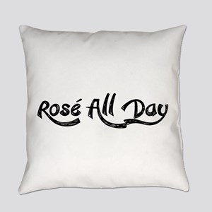 Rosé All Day Everyday Pillow