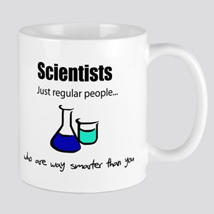 Scientists--Just Regular People (Mug)
