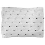 Baby Harp Seal Pattern Pillow Sham
