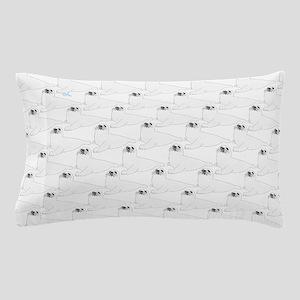 Baby Harp Seal Pattern Pillow Case