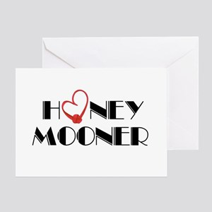 Honeymooner Greeting Card