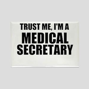 Trust Me, I'm A Medical Secretary Magnets